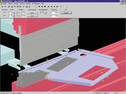 Press brake software