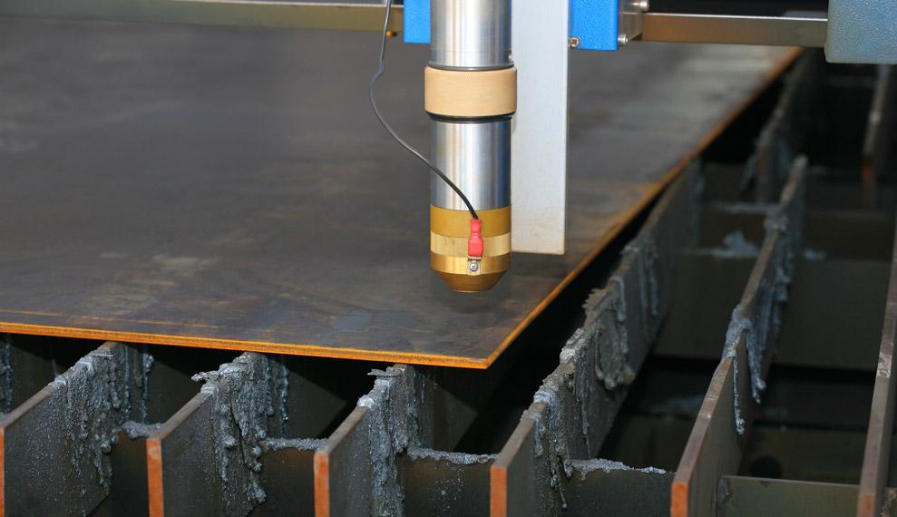 3 D Plasma Cutting In A 2 D World The Fabricator