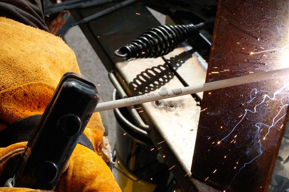 5 Things You Need To Know About Modern Stick Welding
