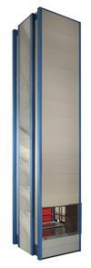 Vertical storage unit image