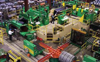 Stamping manufacturing