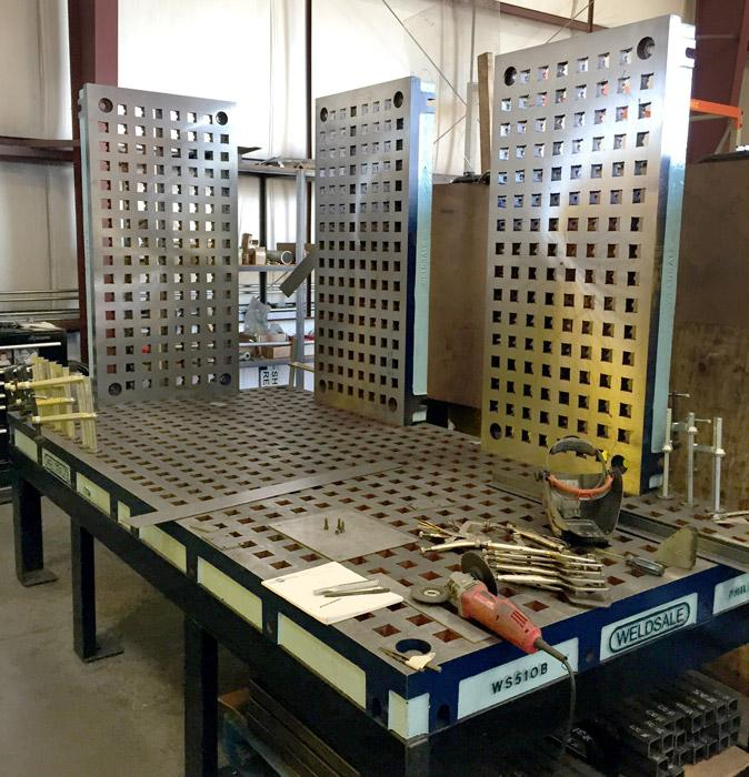 7 Reasons Cast-iron Platen Tables Make Sense For Welding