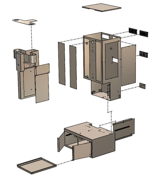 Menu For Olive Garden: A 3-D CAD Modeling Case Study: An Industrial Design Makes