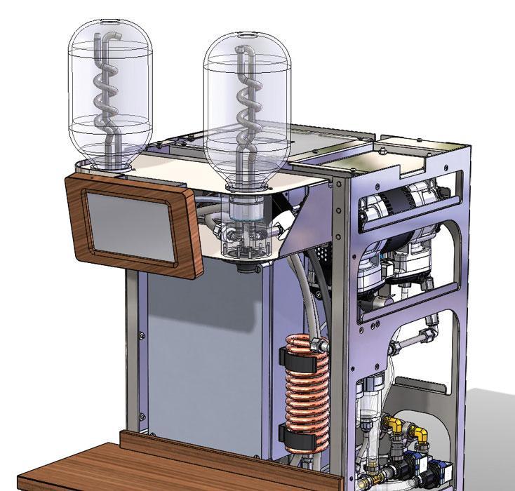 Menu For Olive Garden: A 3-D CAD Modeling Case Study: The Evolving Design-for