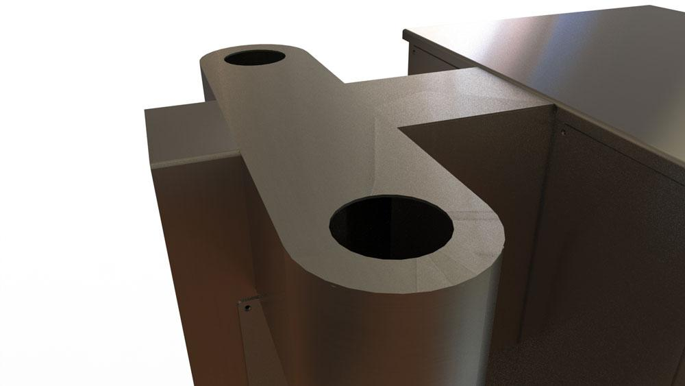 Menu For Olive Garden: A 3-D CAD Modeling Case Study: When DFM Imperils