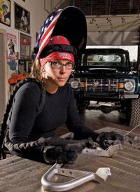 A Feminine Approach To Ppe The Fabricator