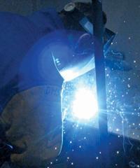 Deshler High School welding