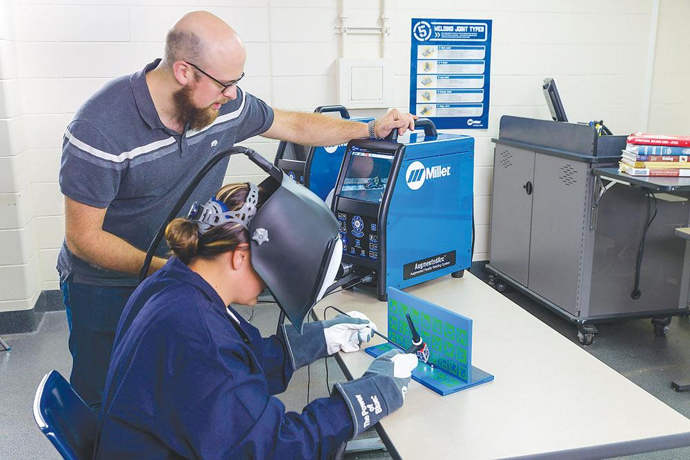 A New Approach To Welding Skills Validation