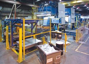 American Standard's facility