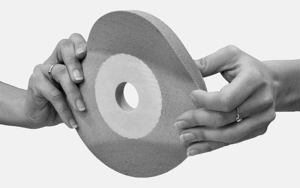What is the mean of abrasive?
