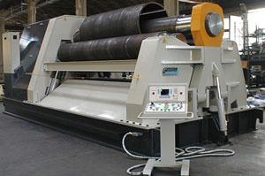 A Rundown On Rolling Machines The Fabricator
