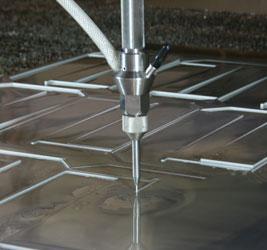 Kết quả hình ảnh cho water jet cnc