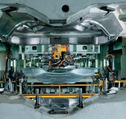 Actualizaciones para una prensa vieja de un fabricante de autos - TheFabricator.com