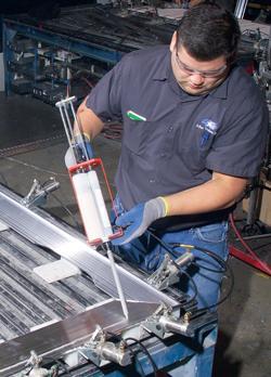 Adhesive Bonding Broadens The Fabricatoras Toolbox Pneumatic Cartridge Gun
