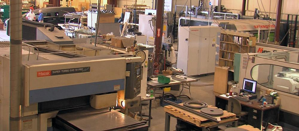 Adjusting To A Just In Time Manufacturing Environment