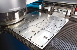 Advances In Automation Broaden Punching Capabilities The