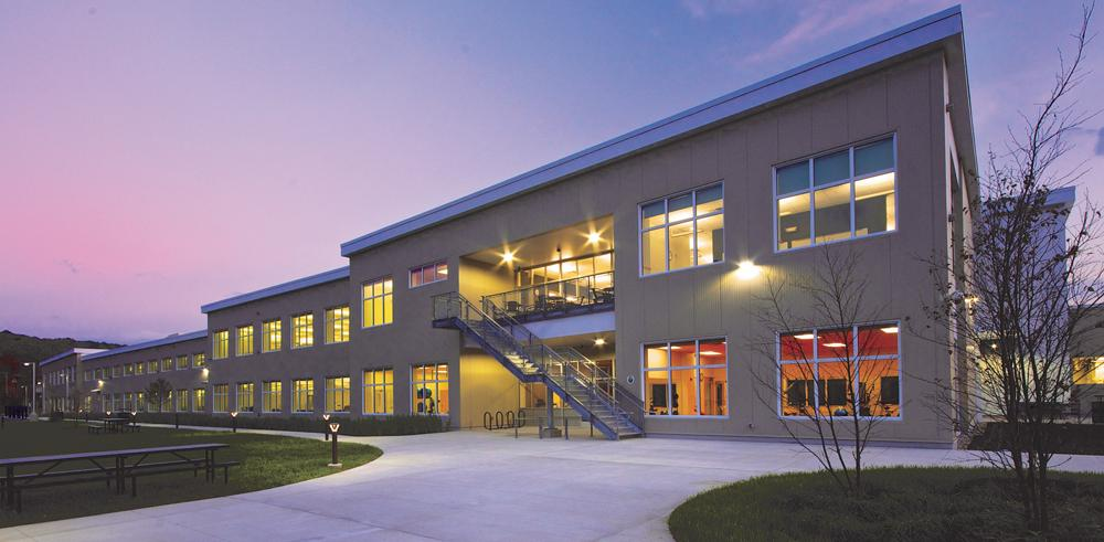 An Industrial Facilitys Journey To Leed Certification The Fabricator