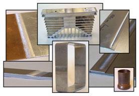 Friction stir welding parts