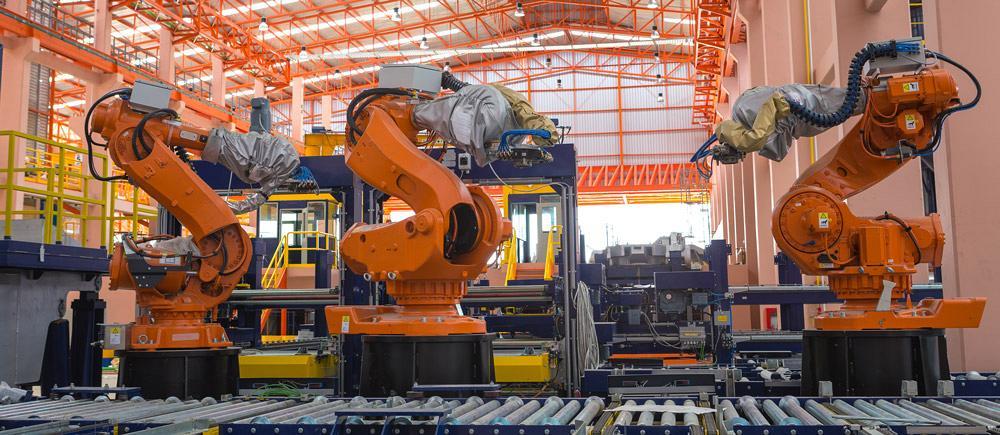 Anatomía de un sistema de soldadura basado en robot - The Fabricator