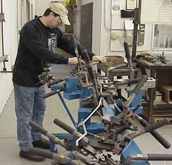 Dedicated manual tube bending figure 2