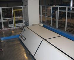 Laser scanner box