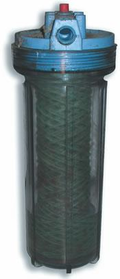 Coolant filter