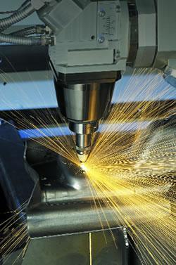 4 Kilowatt Laser