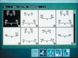 CNC Touchscreen