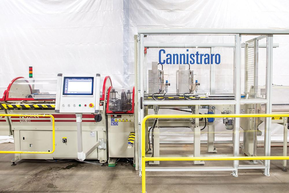Automated Cutting Machine Turns Notion Of Conventional