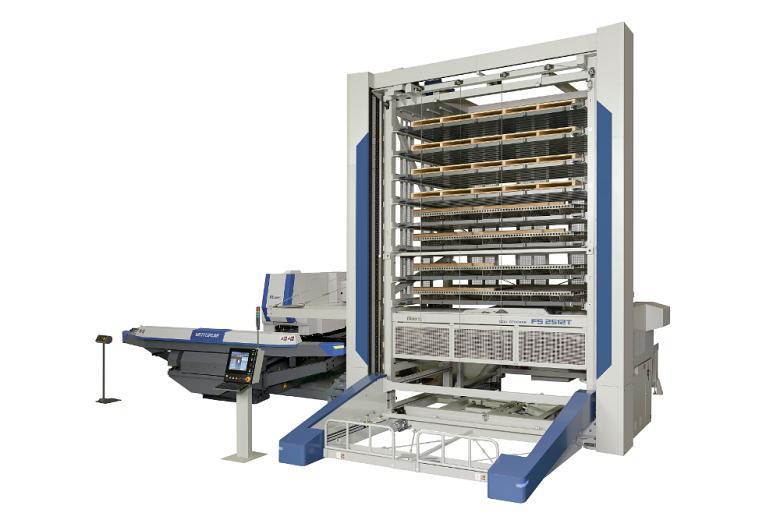 products punching automation sheetmaster