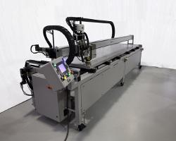 Automatic sanding machine reaches 10,000 RPM - TheFabricator.com