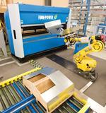 Robotic Material Handler