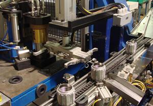 Microflex automated line