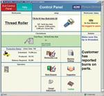 Plexus system control panel