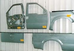 Ford super duty trucks