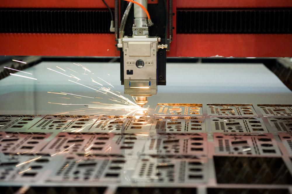 Back To Basics The Subtle Science Of Burr Free Laser Cutting