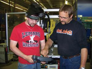 welding shortage