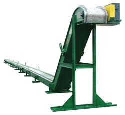 Beltless magnetic conveyor handles 10 million lbs. of scrap - TheFabricator.com
