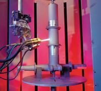 Better bonding: A thermal spray primer - TheFabricator.com