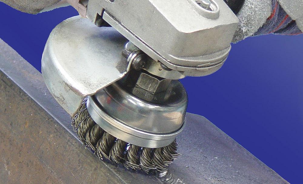 Better brushes, better technique, better cleaning - The Fabricator