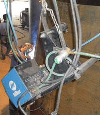 Better shielding gas flow, efficient welding - TheFabricator.com