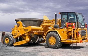Heavy equipment manufacturer