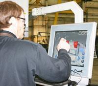 Big bending jobs lead to high-tonnage press brake - TheFabricator.com
