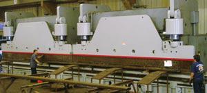 Cincinnati press brakes