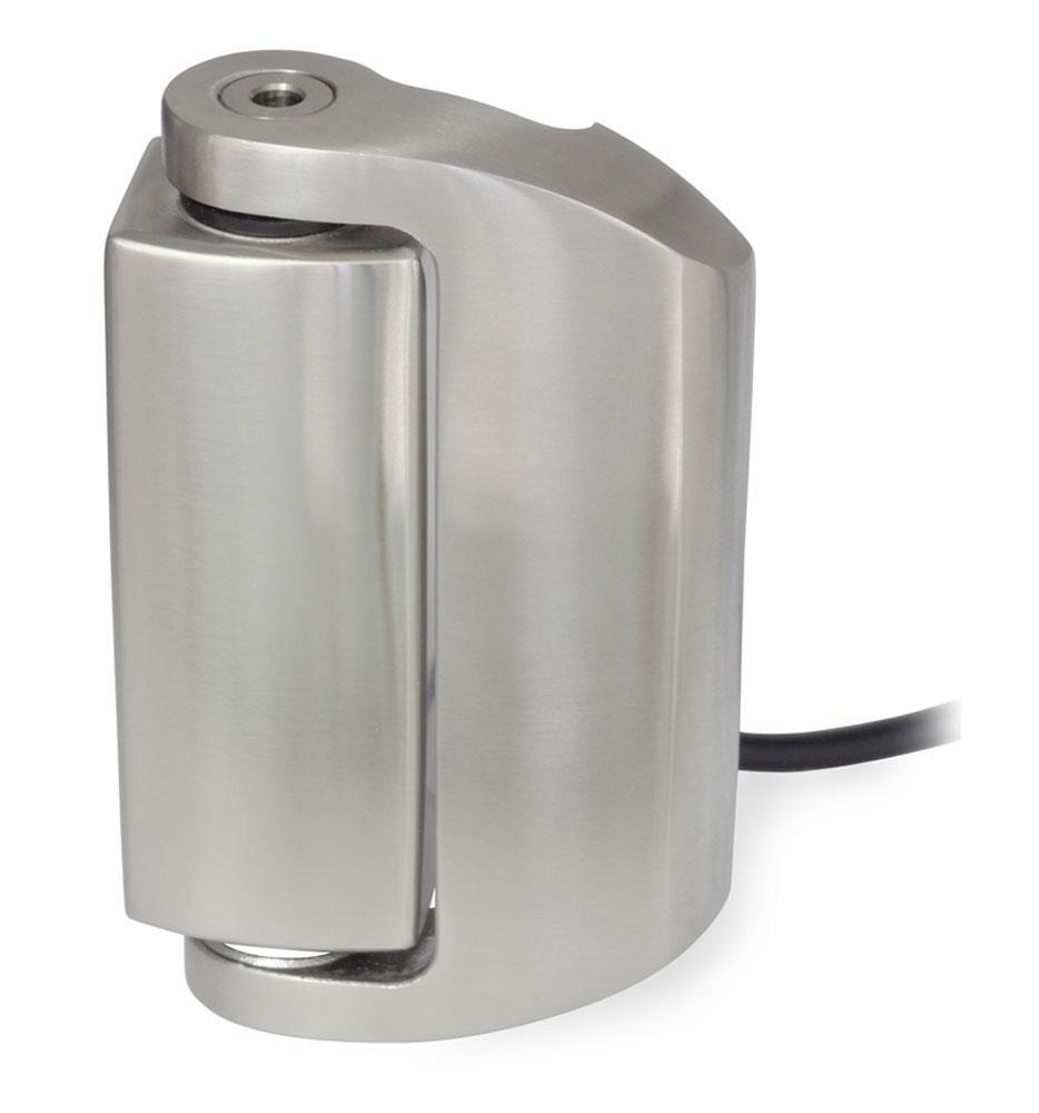 Bisagras de acero inoxidable que tienen interruptores de for Bisagras acero inoxidable