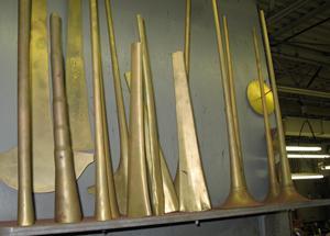 trombone bell stems