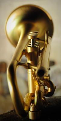 how to make bfg trumpet