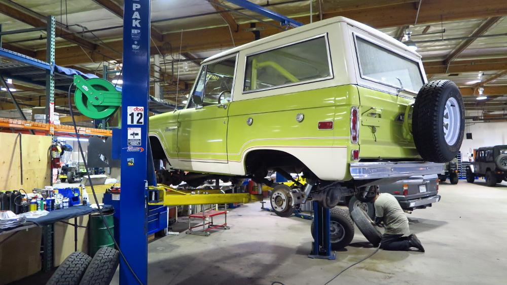 Building Iconic Vehicles In America The Fabricator