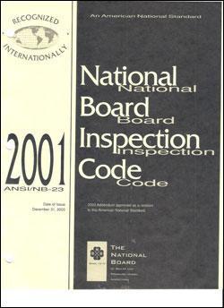 National Board of Pressure Vessel Inspectors