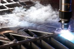 Choosing the right shielding for the best plasma cut - TheFabricator.com